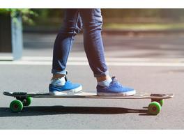 Longboard-Kurs