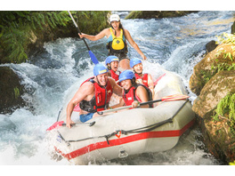 Rafting in Süd-Kroatien