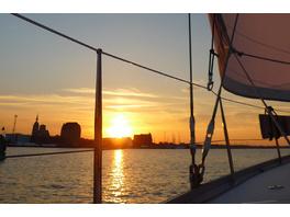 Sunset Sailing mit Übernachtung bei Stralsund
