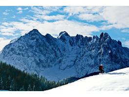 Winter-Abenteuertag in Tirol