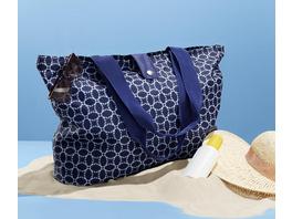 Faltbare Strandtasche