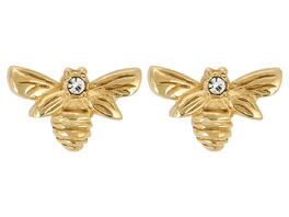 Ohrstecker  - Golden Bee