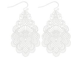 Ohrhänger - Silver Ornament