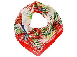 Bandana - Tropical Red