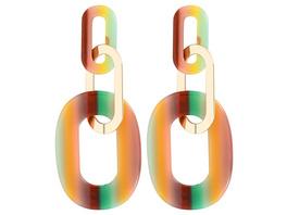 Ohrstecker - Colourful Ear