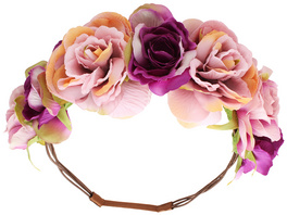 Haarband - Soft Rose