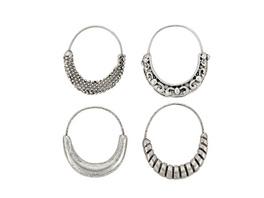 Haarspangen - Silver Look