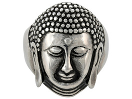 Ring - Buddha Head