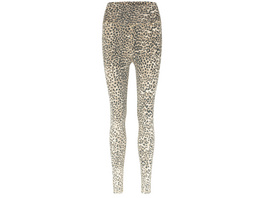 RAGDOLL LA Leggings Leopard aus Baumwoll-Stretch