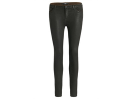 7 FOR ALL MANKIND Jeans The Skinny Coated Slim Illusion