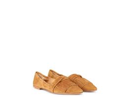 POMME D´OR Loafer Ava aus Veloursleder