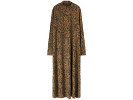 DRYKORN A-Linien-Kleid Gidi aus Baumwoll-Stretch