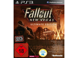 Bethesda Fallout New Vegas Ultimate Edition