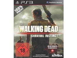 Activision The Walking Dead: Survival Instincts (100% UNCUT)