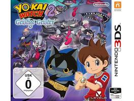 Nintendo YOKAI WATCH 2: Geistige Geister