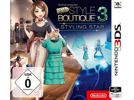 Nintendo 3DS New Style Boutique 3 Styling Star