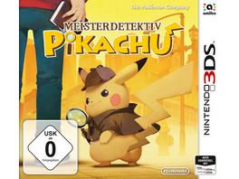 Nintendo Meisterdetektiv Pikachu