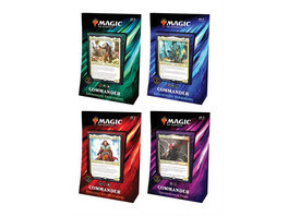 Magic the Gathering: Commander 2019 Deck - Deutsch (Zufällige Auswahl)