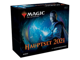 Magic the Gathering: Hauptset Core 2021 Bundle - Deutsch