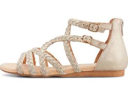 Riemchen-Sandale