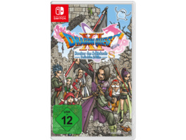 Dragon Quest XI S: Streiter des Schicksals - Definitive Edition - Nintendo Switch