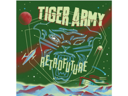 Tiger Army - RETROFUTURE -DIGI- - (CD)