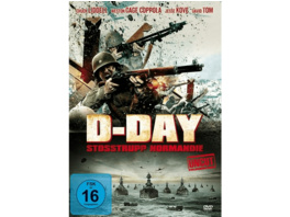 D-DAY-Stoßtrupp Normandie (uncut) - (DVD)