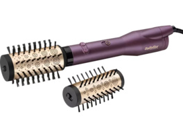 BABYLISS BIG HAIR DUAL, Warmluftbürste, 650 Watt, Lila
