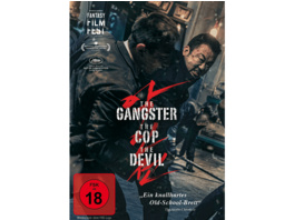 The Gangster, The Cop, The Devil - (DVD)