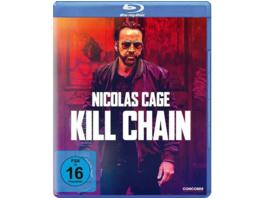 Kill Chain - (Blu-ray)