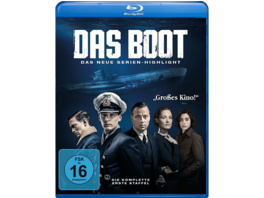 Das Boot - Staffel 1 - (Blu-ray)