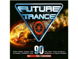 VARIOUS - Future Trance 90 - (CD)