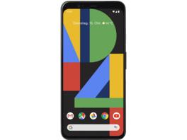 GOOGLE Pixel 4, Smartphone, 64 GB, Just Black, Dual SIM