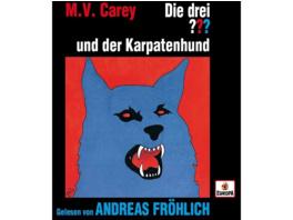 Andreas Fröhlich liest...und der Karpatenhund - 4 CD - Kinder/Jugend