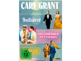 Cary Grant Gentleman Collection - (DVD)