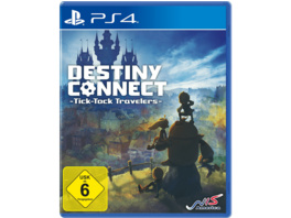 PS4 DESTINY CONNECT TICK-TOCK TRAVELERS - PlayStation 4