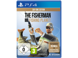 The Fisherman - Fishing Planet (Day One Edition) - PlayStation 4