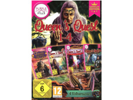 Queen's Quest 1 - 4 - PC