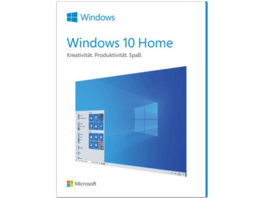Microsoft Windows 10 Home (32-/64-Bit, USB-Laufwerk)