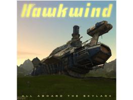Hawkwind - All Aboard The Skylark - (CD)