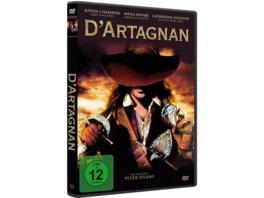 D'Artagnan - (DVD)