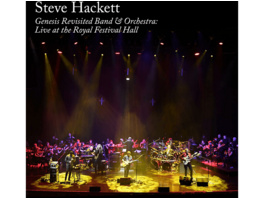 Steve Hackett - GENESIS REVISITED BAND & ORCHE - (CD)