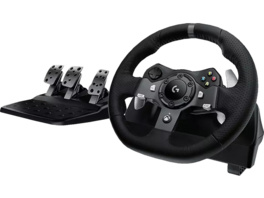 LOGITECH G920 Driving Force Racing, Lenkrad, Schwarz
