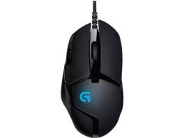LOGITECH G402 Hyperion Fury Gaming Maus, kabelgebunden, Schwarz