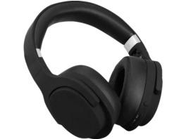 ISY IBH-7000 Active Noise Cancelling, On-ear Kopfhörer, Headsetfunktion, Bluetooth, Schwarz