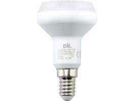OK. OKLED-AE14-R50-2.9W LED-Lampe, Weiß