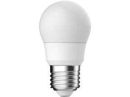 OK. OKLED-AE27-G45-3.5W  LED-Lampe, Weiß