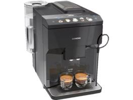 SIEMENS TP501D09 EQ500 Classic, Kaffeevollautomat, 1.7 l Wassertank, 15 bar, Klavierlack Schwarz