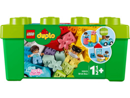 LEGO LEGO® DUPLO® Steinebox Spielset, Mehrfarbig