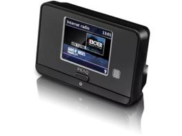 PEAQ PDR10BT-B, Digitalradio, Schwarz